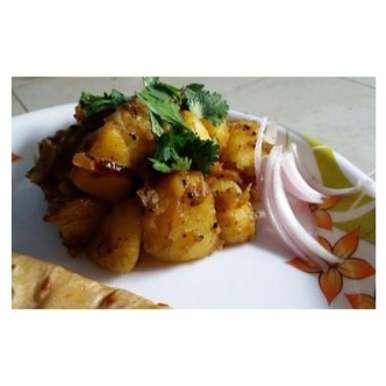 Photo of Mustard & Jeera Potato by Zinath Hussain at BetterButter