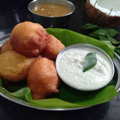 Photo of Restaurant style mysore bonda by Zulekha Bose at BetterButter